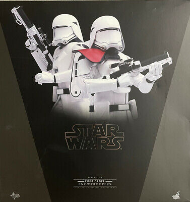 $ CDN398.16 • Buy Hot Toys Mms 323 First Order Snowtroopers Star Wars Mib 1/6th Scale