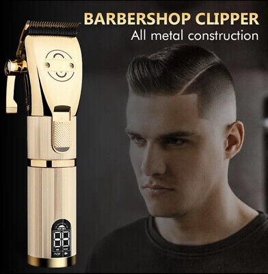 Pro Barbers Professional Hair Clippers Set Extreme High Quality Not Wahl Andis • 169.99£