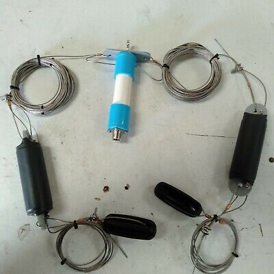 AU125 • Buy 80m/40m/with Balun Trapped Dipole Stainless Steel /hf Antenna /ham Antenna