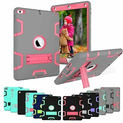 AU10.98 • Buy Shockproof Case Heavy Duty Protective Cover For IPad 9.7  6th Mini 1 2 3 Air Pro