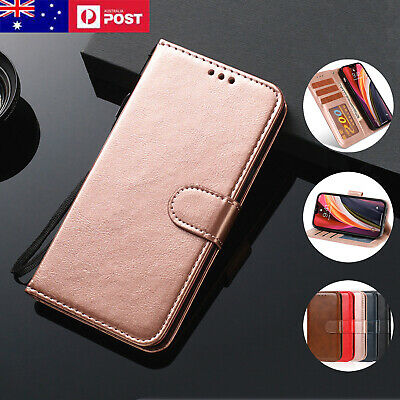 AU10.85 • Buy For IPhone 12 11 Pro Max Mini Luxury Wallet Case Flip Stand Leather Card Cover