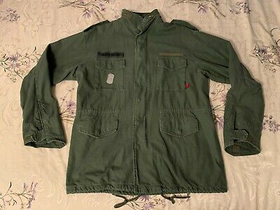 $25 • Buy Rothco M-65 Field Jacket Olive Size M