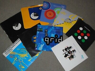 9 X 12    Deconstruction Records Vinyl Collection     90'S / OLD SKOOL HOUSE !!! • 14.99£