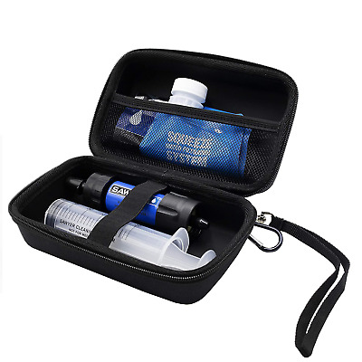AU27.78 • Buy Water Filter Case For Sawyer Products Mini Water Filtration System Easy To Use