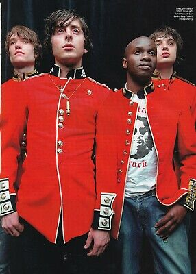£5.99 • Buy The Libertines, 2002 - Mini Poster/Magazine Clipping