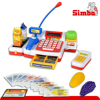 Simba Cash Register With Scanner • 25.15£
