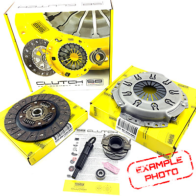 AU210.55 • Buy SB Clutch Kit For Toyota Hiace LH178R 3.0L Diesel 5L 98-04