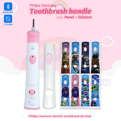 AU47.15 • Buy Philips Soniccare HX6350 Kids Electric Toothbrush Handle Child Toothbrush