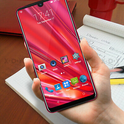 AU95.26 • Buy Unlocked 6.3  16GB Smartphone Android 9.0 Mobile Phones Dual SIM Quad Core XGODY