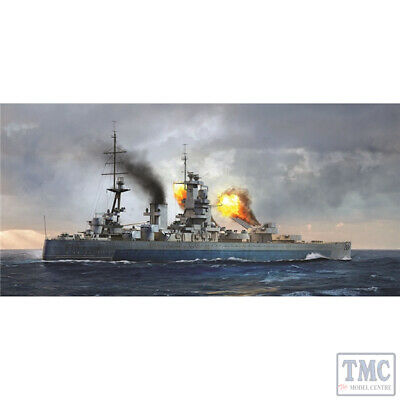 £41.99 • Buy PKTM06717 Trumpeter 1:700 Scale HMS Nelson 1944