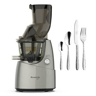 Kuvings B8200 Whole Slow Juicer Silver With FREE Gift • 349£