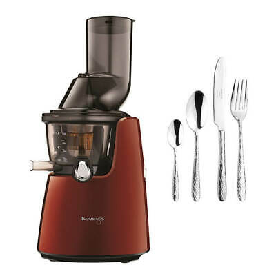Kuvings C9500 Whole Slow Juicer Red With FREE Gift • 399£