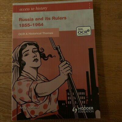 Access To History: Russia And Its Rulers 1855-1964 For OCR Second Edition By... • 3£
