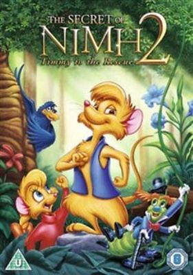 The Secret Of Nimh 2 - Timmy To The Rescue (DVD) • 8.99£
