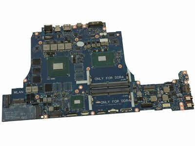 $ CDN665.27 • Buy Dell OEM Alienware 15 R3 17 R4 Laptop System Mainboard I5  Motherboard CTW8D