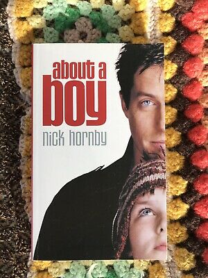 About A Boy By Nick Hornby Book • 6.50£