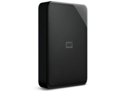 AU135.31 • Buy WD Elements SE 5TB External Hard Drive - Black - Opened - Never Used