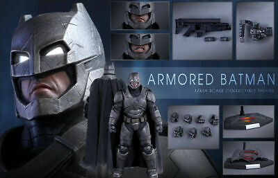 $ CDN599.99 • Buy Hot Toys Armored Batman V Superman 1/6 Action Figure Mms349 Dc Movie