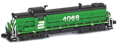 AU266.74 • Buy AZL 63311 Z Scale Burlington Northern ALCO RS-3 3 Cab Numbers  FREE SHIPPING