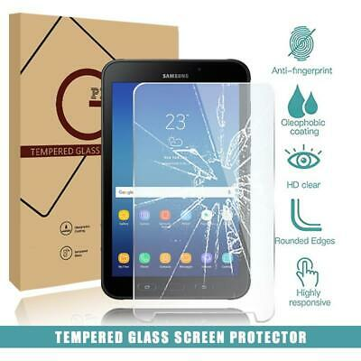 £4.96 • Buy Tempered Glass Screen Protector For Samsung Galaxy Tab Active 2 LTE