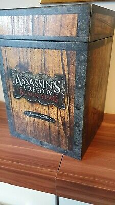 Assassins Creed IV 4 Black Flag PS4 Buccaneer Edition  • 95£