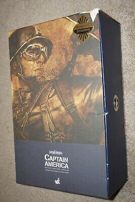 $ CDN784.97 • Buy Captain America Rescue Uniform Version 1/6th Scale Figurine NEW Hot Toys