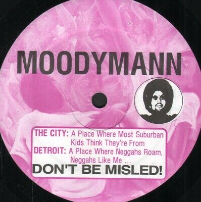 Moodymann ‎- Don't Be Misled! US 12  2000 Techno • 24.99£