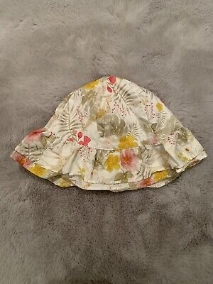 BRAND NEW BABY TODDLERS BOW  ANGLAIS FRILL  CLOCHE HAT 0-3 TO 12-24 MONTHS