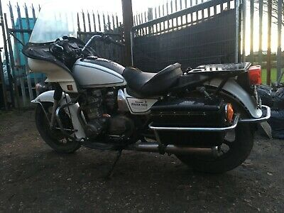Kawasaki Z1000p California Police Bike Nice Easy Project • 2,450£