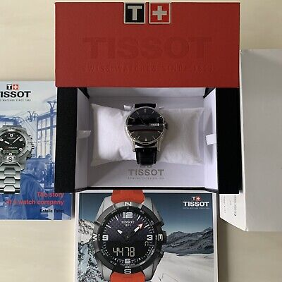 Tissot Visodate Automatic Watch - Sapphire Crystal Day Date FAST & FREE DELIVERY • 330£