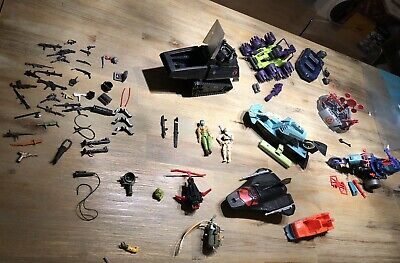 $ CDN49.99 • Buy GI Joe Mixed 1980s Lot Vehicles, Figures And Accessories 3.75 Inch