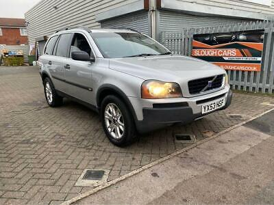 2003 Volvo XC90 2.9 T6 SE 5dr Geartronic ESTATE Petrol Automatic • 2,495£