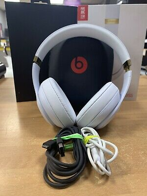 Genuine Apple/Beats By Dr. Dre Studio 3 Wireless Headphones White • 104£