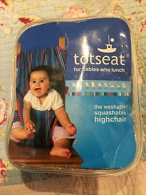 Totseat  - The Washable Squashable High Chair • 4£