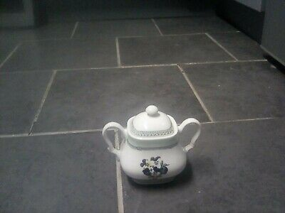 Royal Horticultural Society Applebee Collection Lidded Sugar Bowl~ Rhs Appleby • 5£