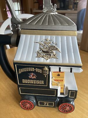 $ CDN38.28 • Buy 1998 Budweiser Anheuser Busch Members Only Cb8 Stein  Early Delivery Days
