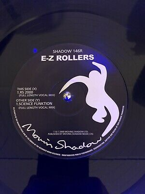 Moving Shadow 146R E-Z Rollers - RS2000 / Science Funktion 2000 • 4£