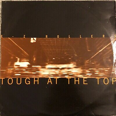 Moving Shadow 120 E-Z Rollers - Tough At The Top / Synesthesia (Remix) • 4£