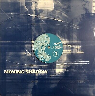 Moving Shadow 122 Promo E-Z Rollers - Hang On / Weekend World (Remix) • 4£