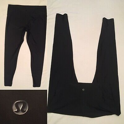 $ CDN49.99 • Buy Lululemon Leggings Women Stretch Nylon Spandex Pants Skinny Size 6 Or 8