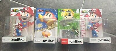 AU65 • Buy Amiibo Nintendo Super Mario, Kirby, Super Smash Bros Figures.