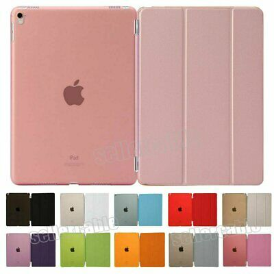 AU10.98 • Buy Magnetic Smart Cover Leather Case Auto Flip For IPad 5 6th Mini 4 3 2 Pro 12.9