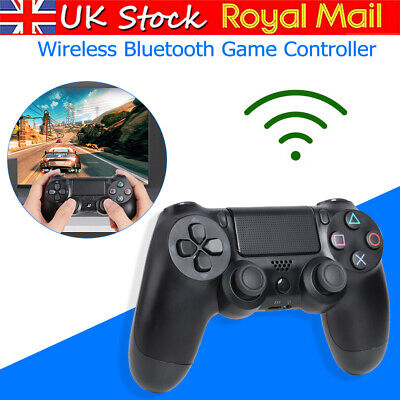 Dualshock Wireless Controller For Sony Playstation 4 PS4 Video Game Console, UK • 18.45£