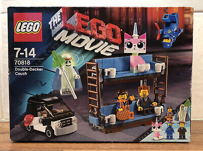 $ CDN94.52 • Buy LEGO 70818 The Lego Movie Double Decker Couch - Rare Retired - Brand New Sealed