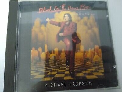 Michael Jackson - Blood On The Dance Floor (HIStory In The Mix, 2003) • 1.40£