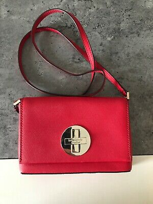 $ CDN25.51 • Buy Kate Spade Red Crossbody Purse