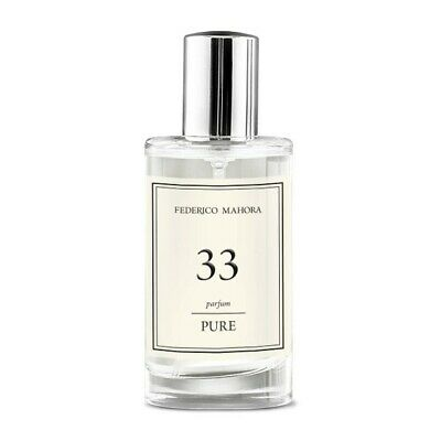 FM 33 INTENSE 50ml PURE FOR HER • 15£