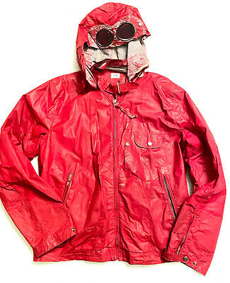 "Vintage CP Company Mille Miglia Goggle Jacket. SS 2008. Size 52. 23""ptp. • 144£"