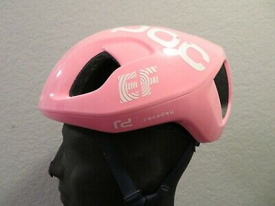 POC Ventral Spin Raceday Bicycle Helmet EF Pro Cycling Team Edition Medium Pink • 44.93£