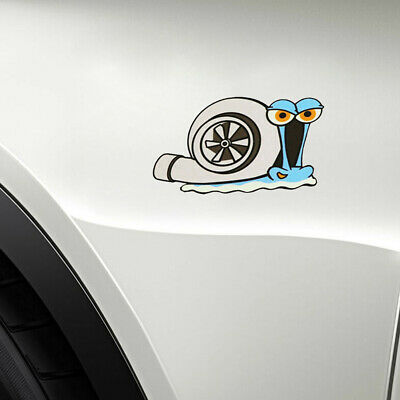 $1.56 • Buy Turbo Snail Funny Car Styling Sticker Bumper Window Trunk Decal Decor Car Parts